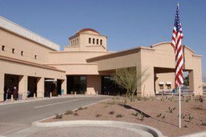 VA hospital Tucson announcement