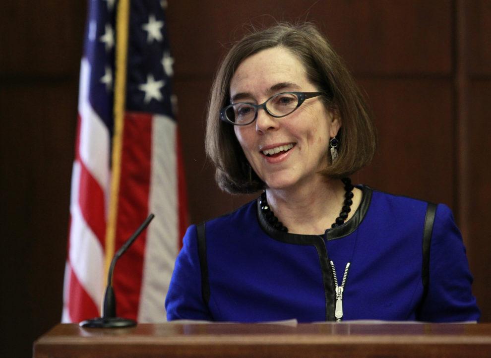 Oregon Governor Kate Brown new Health Plan