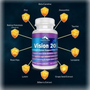 Vision 20 Formula