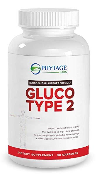 Gluco Type 2  formula