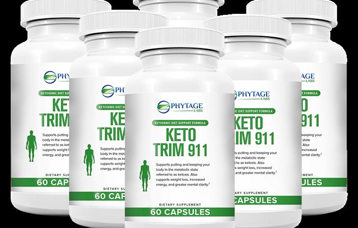 Keto Trim 911 Review Ketogenic Fat Burner Healthdosedaily