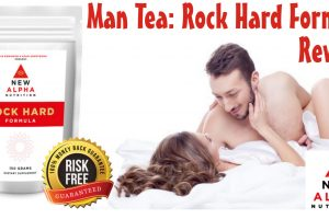 MAN TEA ROCK HARD