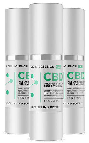 Skin Science CBD Booster Serum