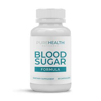 blood sugar formula