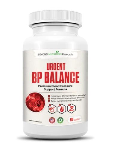 Urgent BP Balance