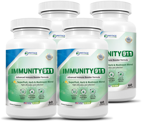 PhytAge Labs Immunity 911