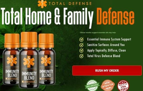 Total Defense Immunity Blend Review