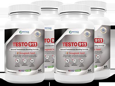 Testosterone 911