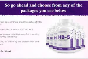 HB5 Hormonal Harmony