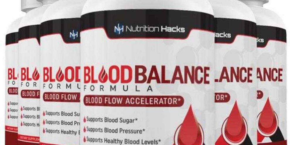 Nutrition Hacks' Blood Balance Formula.